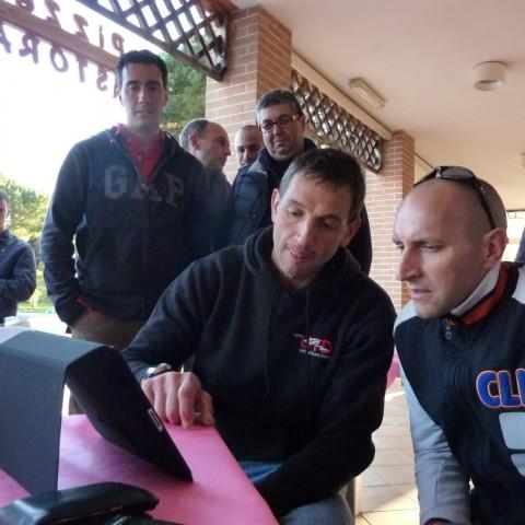 Andrew Georgitsis e Flavio Turchet