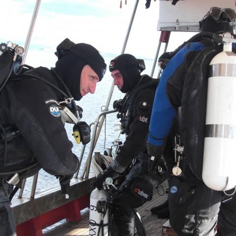 Corso Tech 1 - Preparazione all'immersione