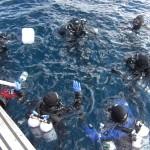 Corso Tech 1 - gruppo pre immersione