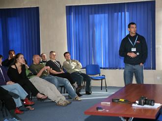 Andrew Georgitsis - Conferenza