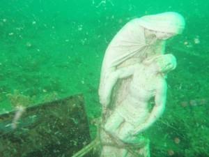 Madonna commemorativa sulla tuga